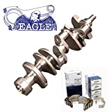 NEW EAGLE Specialty Mercruiser Chevy Marine 350/5.7 Crank/Crankshaft+Bearing Kit 1-piece rear (1pc Rear Seal)