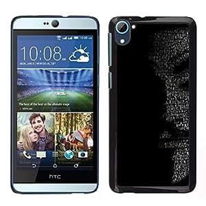 Stuss Case / Funda Carcasa protectora - MENSAJE ANÓNIMO - HTC Desire D826