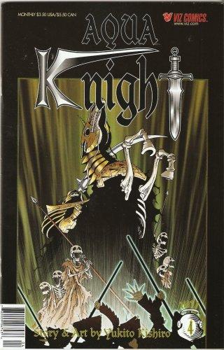 Aqua Knight #4 (Part 2)