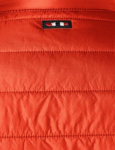 Red R89 Hombre Rojo Napapijri Chaqueta para Bright qPOUavXw