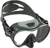 italian goggles - Cressi F1 Frameless Mask, Green Camo