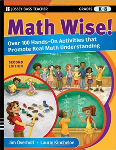 Amazon.com: Math Wise! Over 100 Hands-On Activities that Promote ...