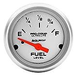 Auto Meter 4316 Ultra-Lite Electric Fuel Level