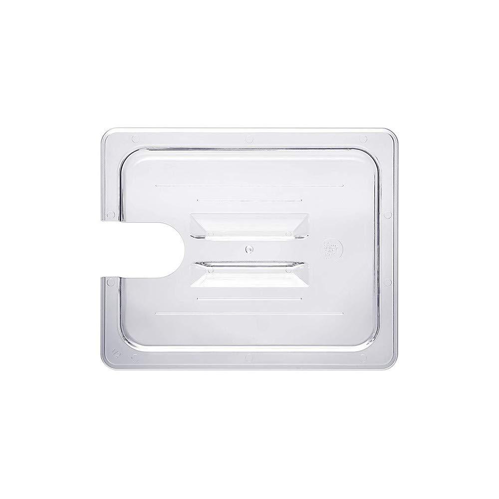 11.6 Litre 1 Conteneur sous vide en polycarbonate avec couvercle d/écoup/é sur mesure pour sadapter /à la cuisini/ère iVide sous Vide