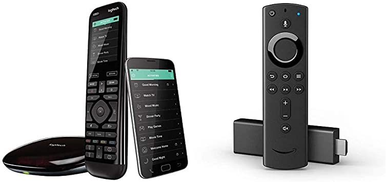 Logitech Harmony Elite Remote Control Hub Und App Elektronik