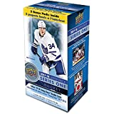 2017-18 Upper Deck Series 1 hockey cards Blaster Box with 12 Packs …