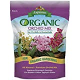 Espoma OR4 Organic Orchid Mix Potting Soil, 4-Quart