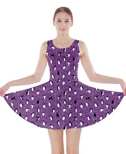 CowCow - Vestido - para mujer morado