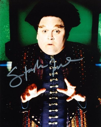 STEPHEN FURST as Vir Cotto - Babylon 5 Genuine Autograph from Celebrity Ink