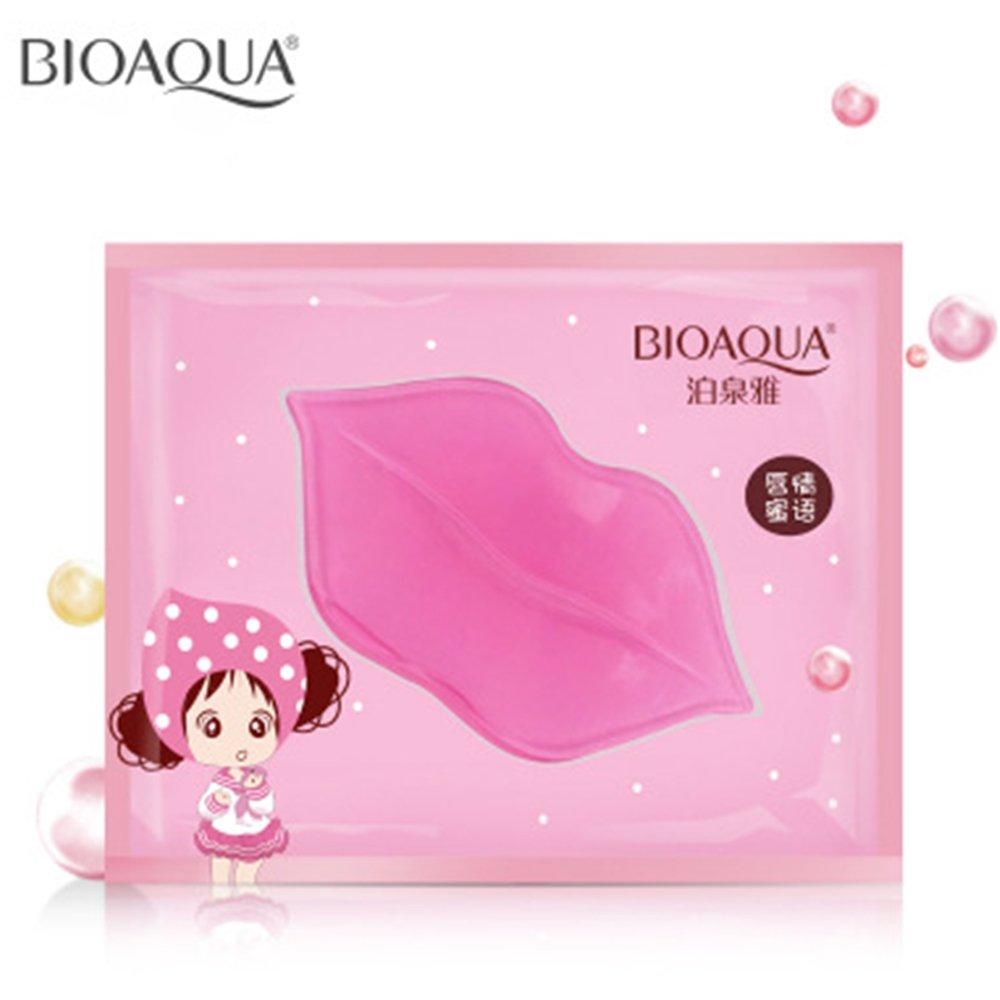 BIOAQUA Lip Plumper Collagen Nourishing Crystal Lip Mask (10 packs)