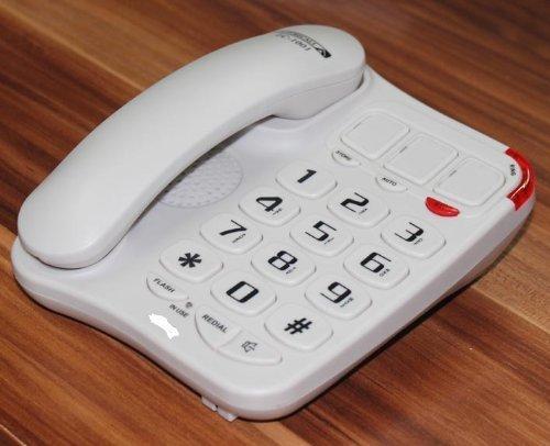 Future-call 40db Picture Phone White (fc-1001w) -