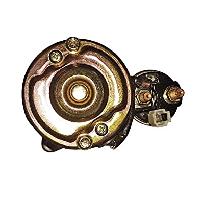 Starter 6C070-59210 6C070-59214 for Kubota B26 B2710HSD B2910HSD B3030HSD B3030HSDC: Automotive