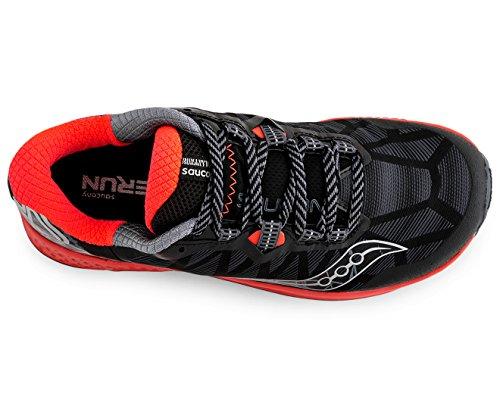 Gris Viz 4 Rouge Fitness Red Gry Femme Noir Chaussures Koa de Saucony TR xw7qgv48