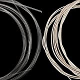 Non-brand Pack Of 6pcs Copper E/B/A/G/D/E Strings For Classic Guitars
