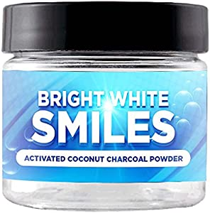 ENTER Bright White Smiles Natural Teeth Whitening Activated Charcoal Powder  imgproduct edb2d871f