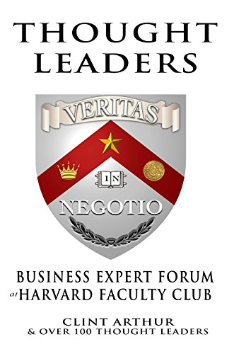Download PDF Thought Leaders - Business Expert Forum at Harvard Faculty Club