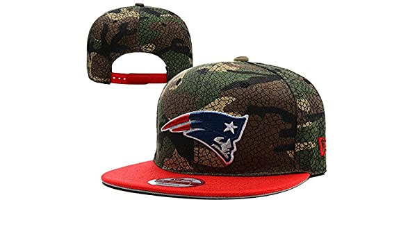 Gorra ajustable NFL New England Patriots: Amazon.es: Deportes y ...