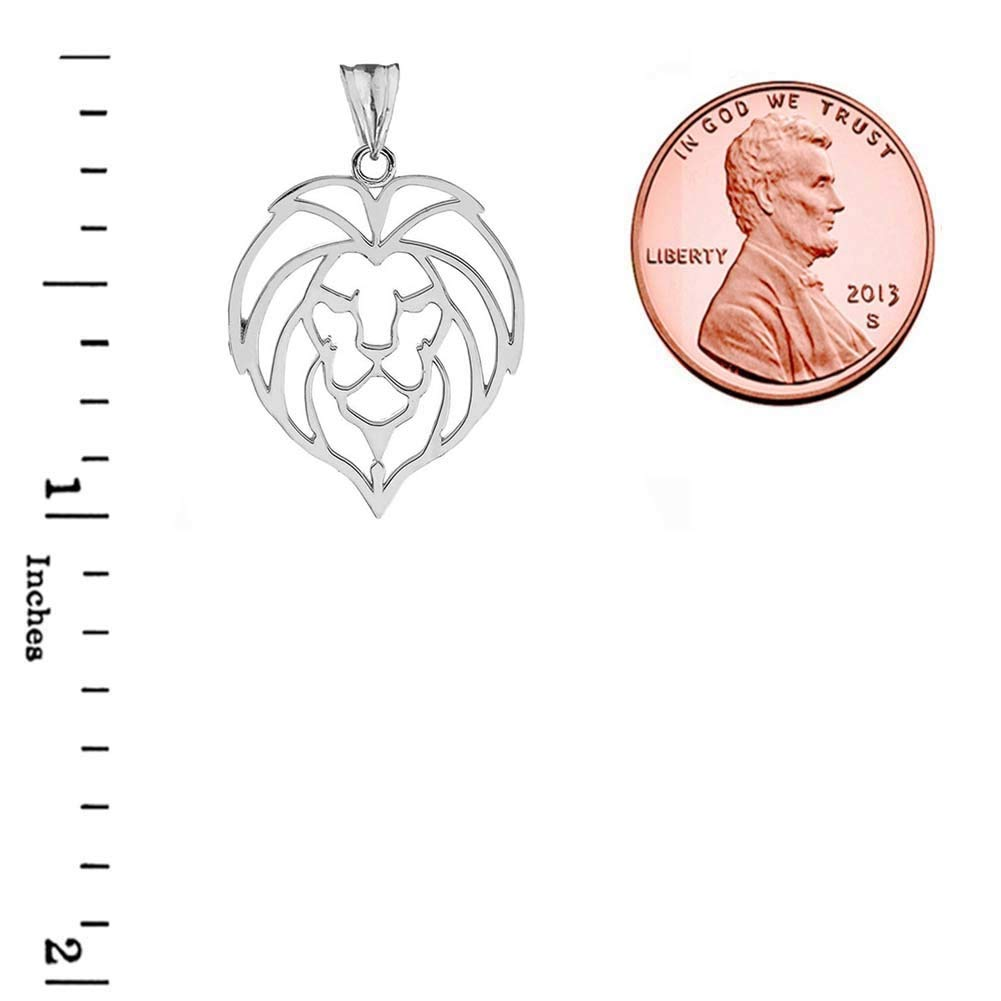 Fine 10k White Gold Lion Head Outline Charm Pendant Jewelry Necklaces Affordable and search from millions of royalty free images, photos and vectors. 株式会社apt