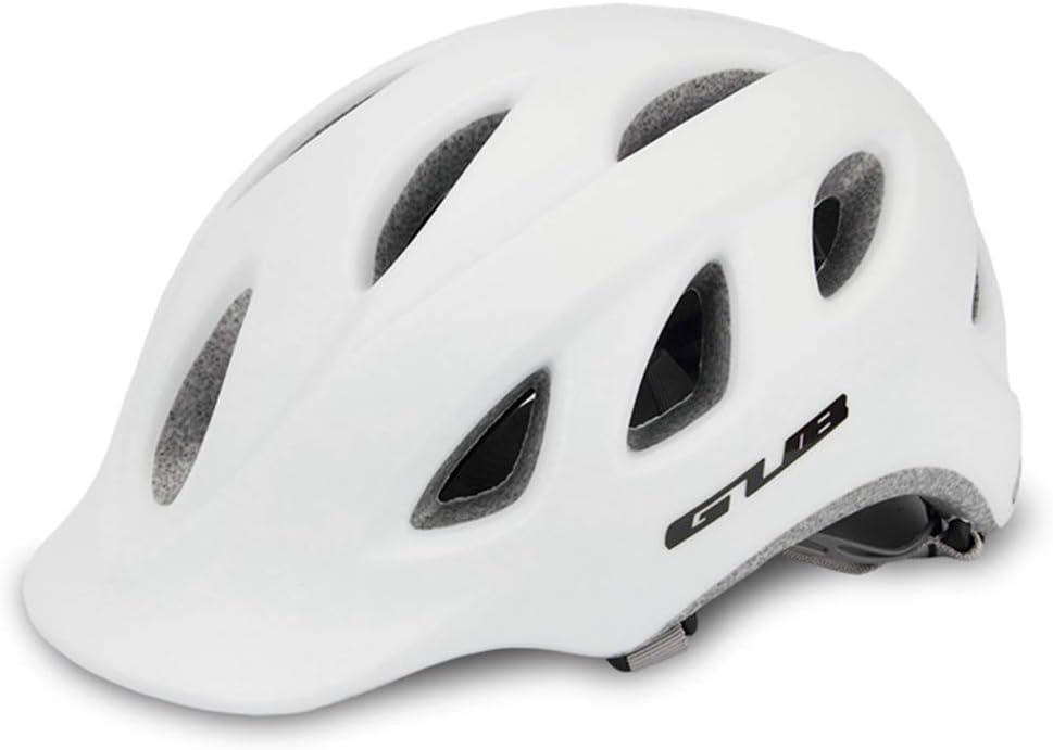NIKINA City Clcling Casco de Bicicleta Ultraligero para ...