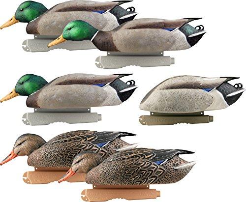 - GreenHead Gear Avery Pro Grade Mallard Floater Decoys (Surface Feeder) - 73109