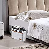 Bedside Caddy, Felt Bed Storage Organizer Hanging