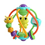 Bright Starts 9051 Clack and Slide Activity Ball