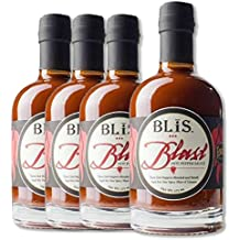 BLiS Blast Hot Pepper Sauce - 4 Pack - 375ml (4)