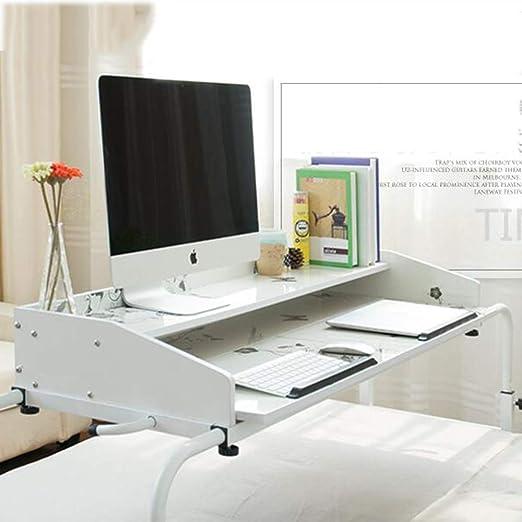 Mesas de centro MEIDUO Mesa de sobremesa Altura Multifuncional de ...