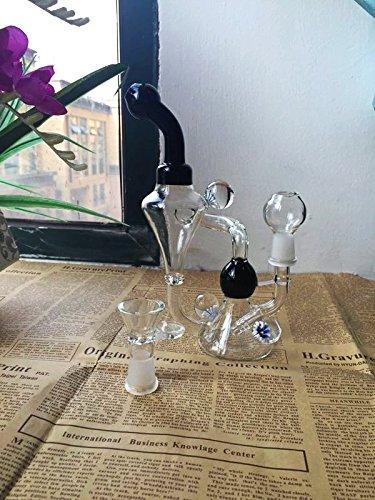 SCFL Tubo di Bongs del tubo di vetro di vetro con gli accessori