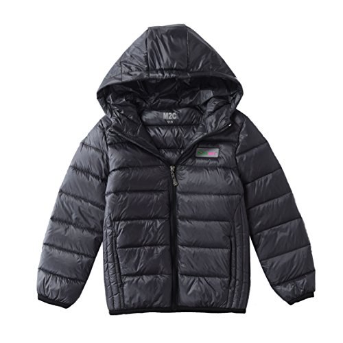 Boys Lightweight Hooded Jacket - 8