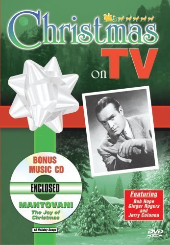 Christmas on TV with Bonus CD Mantovani: The Joy of Christmas by PASSPORT VIDEO by Various