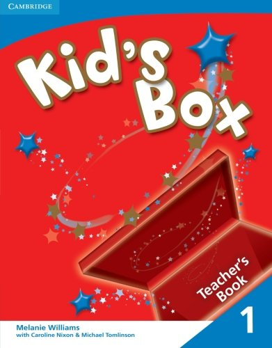 Kid's Box 1 Teacher's Book by Brand: Cambridge University Press