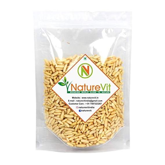 Nature Vit Premium Lebanon Pine Nuts, 100 gm
