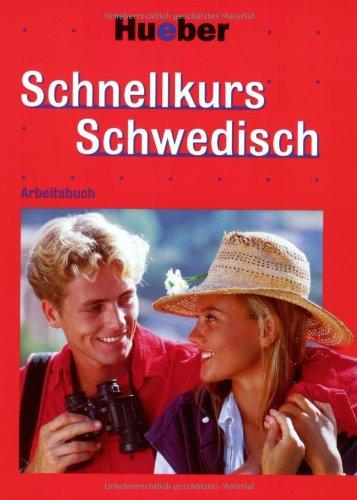 Schnellkurs, Audio-CDs m. Arbeitsbuch, Schwedisch, 3 Audio-CDs