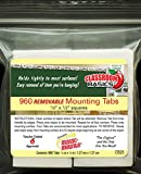 Magic Mounts Removable Mounting Tabs 1/2'' 960ct.