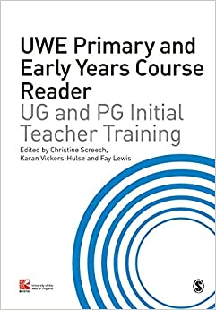 Book Uwe Primary and Early Years Course Reader by Christine Screech (21-Aug-2013)