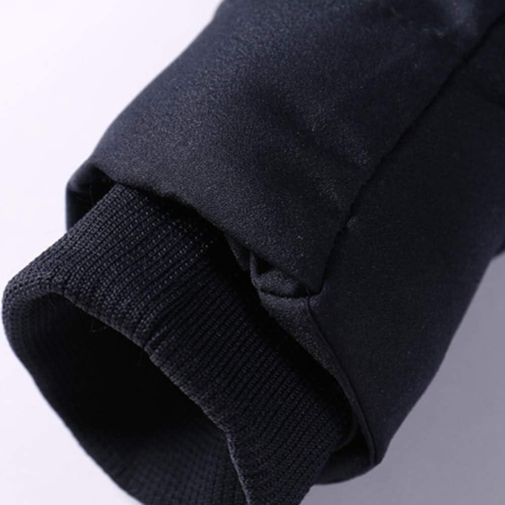 Fashiohe Men Thicken Down Jacket Winter Fur Hooded Plaid Coat Warm Plus Size Outwear Zipper Pocket Overcoat