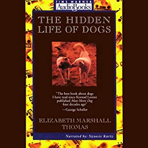 The Hidden Life of Dogs Audiobook