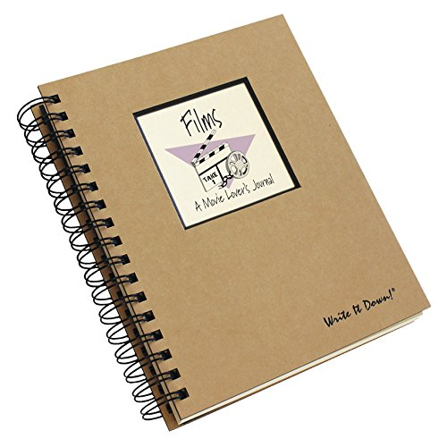 Films, a Movie Lover's Journal (Natural Brown)