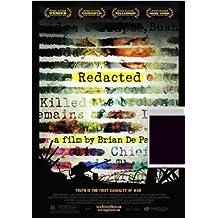 Redacted (Irak: Crimenes de Guerra) [NTSC/REGION 1 & 4 DVD. Import-Latina America] Brian De Palma