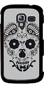Funda para Samsung Galaxy Ace 2 (GT-I8160) - Diseño Del Cráneo by wamdesign