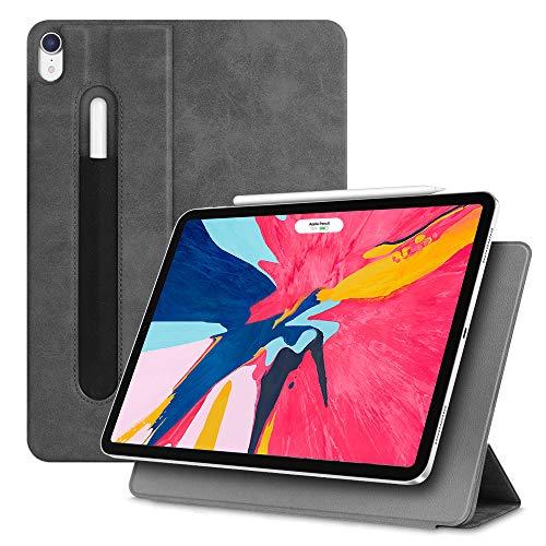 Pencil Attachment - Fintie Magnetic Slim Case for iPad Pro 11