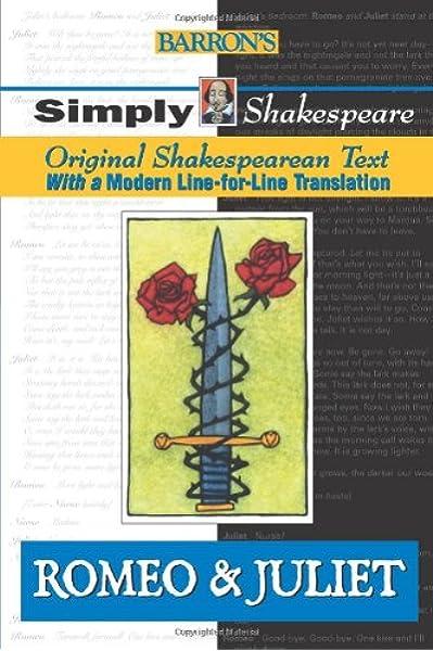 Amazon.com: Romeo and Juliet (Simply Shakespeare) (9780764120855):  Shakespeare, William: Books