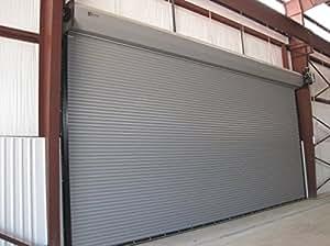 Durodoors Janus 20 X14 Insulated Wind Rated 3100i Steel