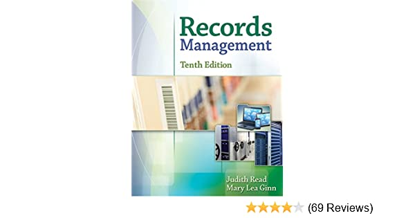 Records management mindtap course list judith read mary lea ginn records management mindtap course list judith read mary lea ginn 9781305119161 amazon books fandeluxe Gallery