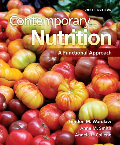 Contemporary Nutrition: A Functional Approach Pdf