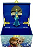 "Disney Frozen Elsa Musical Jewelry Box ""Let It Go"" NWT VHTF"