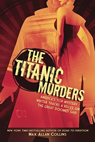 book cover of The Titanic Murders
