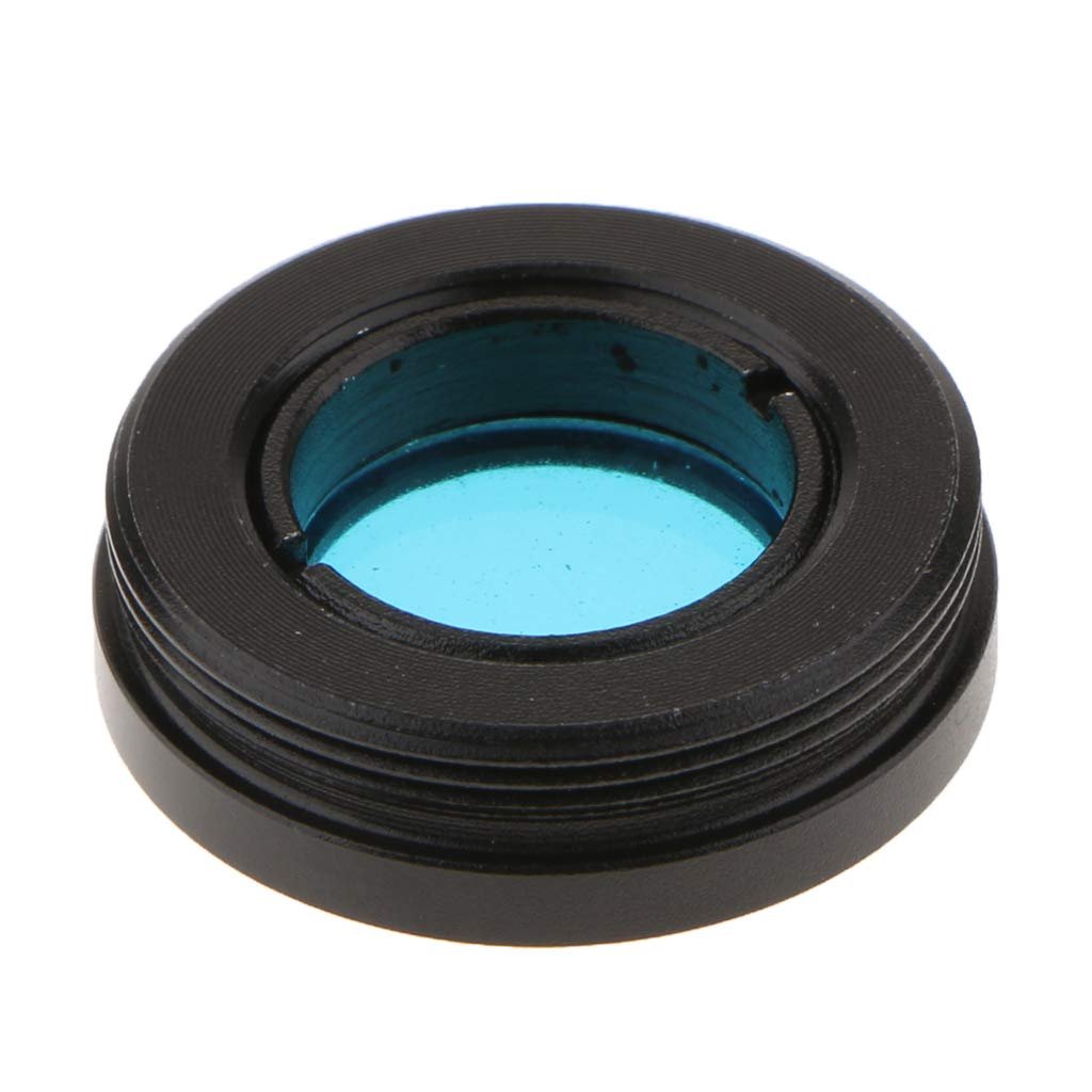 B Baosity SR4mm Astronomy Telescope Lens Eyepiece Optical Glass 0.965\u0026 Blue Filter