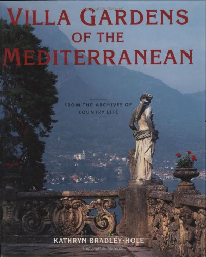 Cheap  Villa Gardens of the Mediterranean: From the Archives of Country Life